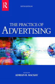 Practice of Advertising - 5th Edition book cover