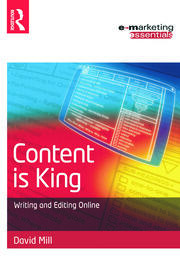 Content is King - 1st Edition book cover