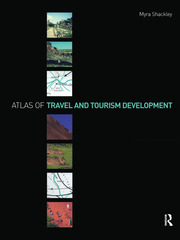 Atlas of Travel and Tourism Development - 1st Edition book cover