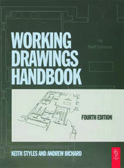 Working Drawings Handbook - 4th Edition book cover