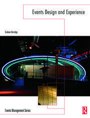 Events Design and Experience - 1st Edition book cover