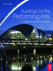 Buildings for the Performing Arts - 2nd Edition book cover