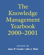 The Knowledge Management Yearbook 2000-2001 - 1st Edition book cover