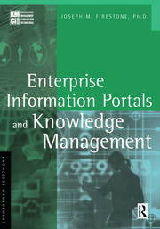 Enterprise Information Portals and Knowledge Management - 1st Edition book cover
