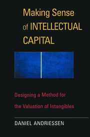 Making Sense of Intellectual Capital - 1st Edition book cover