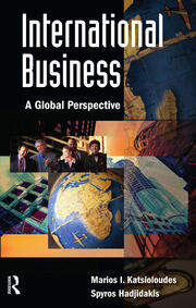 International Business - 1st Edition book cover