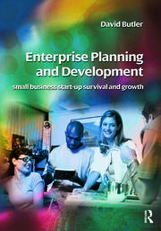 Enterprise Planning and Development - 1st Edition book cover