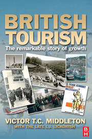 British Tourism - 2nd Edition book cover