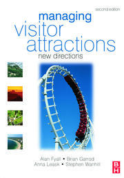 Managing Visitor Attractions - 2nd Edition book cover