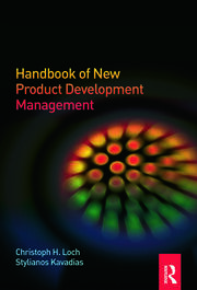 Handbook of New Product Development Management - 1st Edition book cover