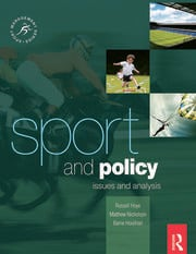 Sport and Policy - 1st Edition book cover