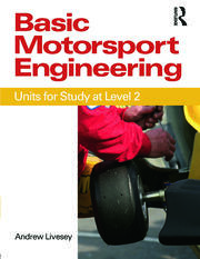 Basic Motorsport Engineering - 1st Edition book cover