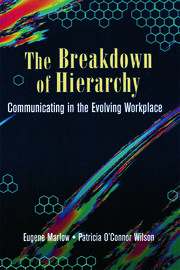 The Breakdown of Hierarchy - 1st Edition book cover