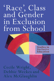 'Race', Class and Gender in Exclusion From School - 1st Edition book cover