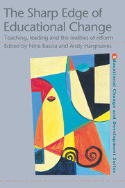 The Sharp Edge of Educational Change - 1st Edition book cover