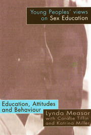 Young People's Views on Sex Education - 1st Edition book cover