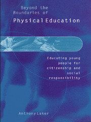 Beyond the Boundaries of Physical Education - 1st Edition book cover