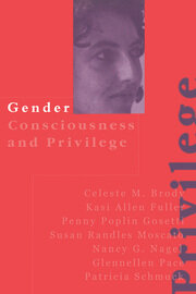 Gender Consciousness and Privilege - 1st Edition book cover