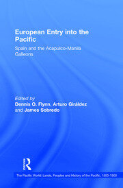 European Entry into the Pacific - 1st Edition book cover