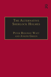 The Alternative Sherlock Holmes - 1st Edition book cover