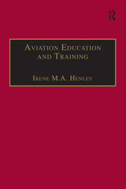 Aviation Education and Training: Adult Learning Principles and Teaching Strategies