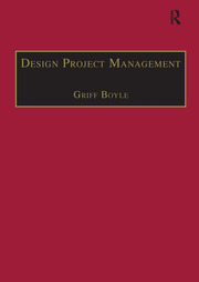 Design Project Management - 1st Edition book cover