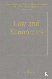 Law and Economics - 1st Edition book cover