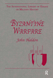 Byzantine Warfare - 1st Edition book cover