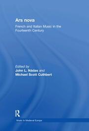 Ars nova - 1st Edition book cover