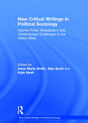 New Critical Writings in Political Sociology - 1st Edition book cover