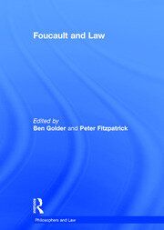 Foucault and Law - 1st Edition book cover