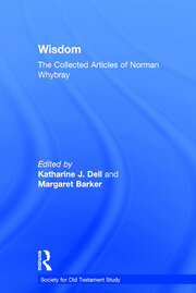 Wisdom: The Collected Articles of Norman Whybray