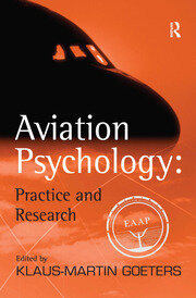 Aviation Psychology: Practice and Research - 1st Edition book cover