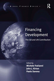 Financing Development - 1st Edition book cover