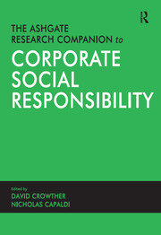 The Ashgate Research Companion to Corporate Social Responsibility - 1st Edition book cover