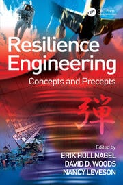 Resilience Engineering - 1st Edition book cover