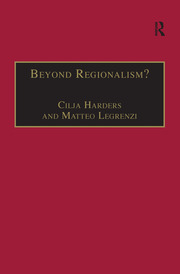 Beyond Regionalism? - 1st Edition book cover