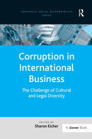 Corruption in International Business - 1st Edition book cover