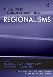 The Ashgate Research Companion to Regionalisms - 1st Edition book cover