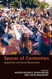 Spaces of Contention - 1st Edition book cover