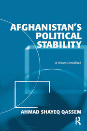 Afghanistan's Political Stability - 1st Edition book cover