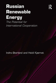 Russian Renewable Energy - 1st Edition book cover
