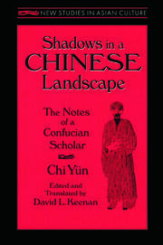 Shadows in a Chinese Landscape - 1st Edition book cover