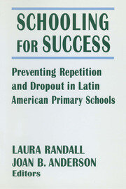 Schooling for Success - 1st Edition book cover