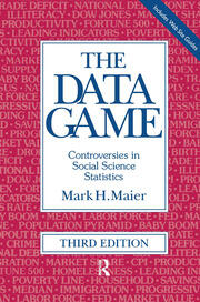 The Data Game - 3rd Edition book cover