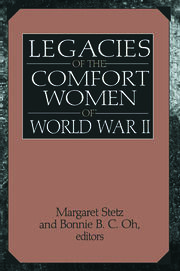 Legacies of the Comfort Women of World War II - 1st Edition book cover