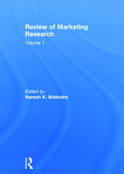 Review of Marketing Research - 1st Edition book cover