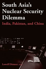 South Asia's Nuclear Security Dilemma - 1st Edition book cover