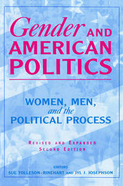Gender and American Politics - 2nd Edition book cover