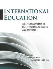 International Education - 1st Edition book cover